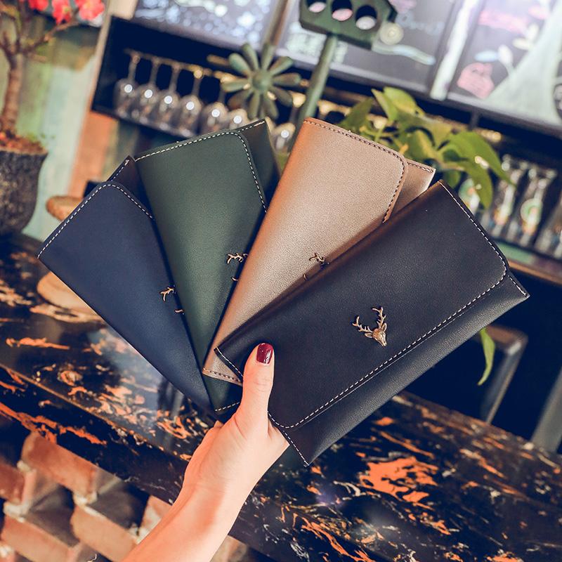 韩版女钱包时尚潮流