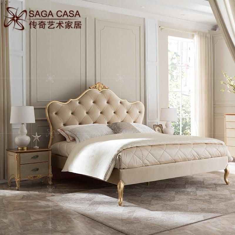 新古典法式床