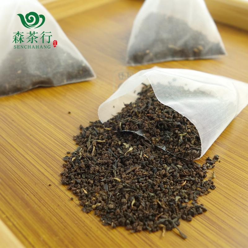奶盖茶底专用奶茶原料 红玉红茶三角茶包 6g 饮品连锁喜茶皇茶专用