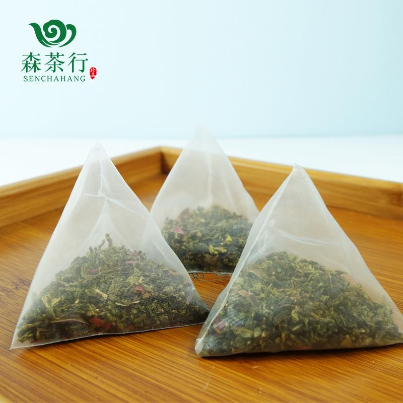 奶盖专用茶底三角包 玫瑰乌龙三角茶包 6g 饮品连锁喜茶皇茶专用