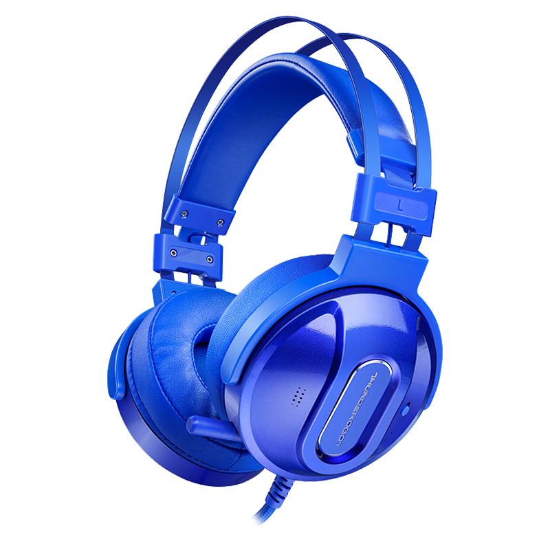 雷神沙漠风暴H71主动降噪电竞耳机头戴式游戏耳机吃鸡利器