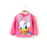 Children's brother and sister dress children's cotton clothing coat baby autumn clothes tide girl boy spring and autumn long-sleeved guard clothes