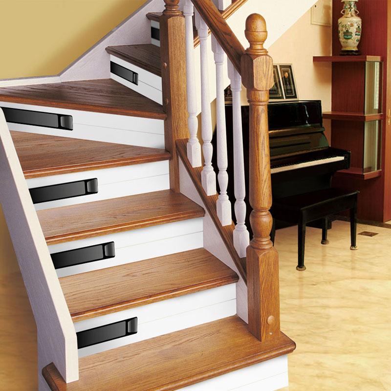 pvc个性创意3d楼梯贴台阶.