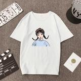 9.9元特价包邮T恤女装短袖夏季韩版学院风学生半袖上衣服厂家批发