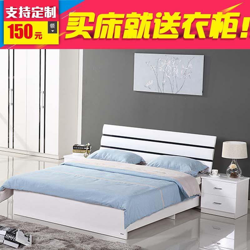 双人中式气压床