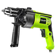 Français electric drill home drilling through wall impact drill multi-function mini pistol drill electric micro-hand drill