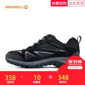 MERRELL 迈乐男鞋 户外鞋 轻装徒步鞋 登山鞋 轻便透气J35587
