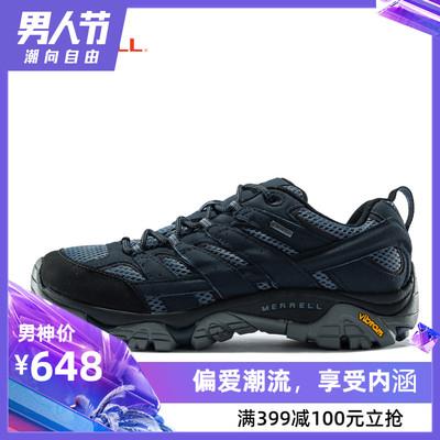 MERRELL迈乐户外徒步男鞋GORE-TEX防水耐磨 缓震登山鞋 J06039