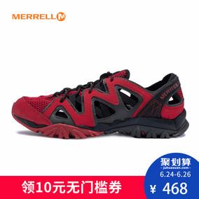 MERRELL迈乐 男鞋 溯溪鞋 水陆两穿两栖鞋 快干耐磨抓地  J12849
