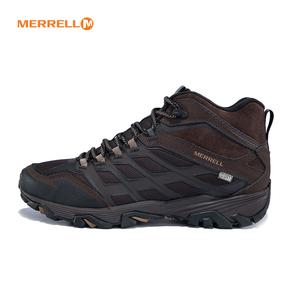 MERRELL迈乐 男鞋 高帮雪地户外鞋 休闲保暖鞋J35789