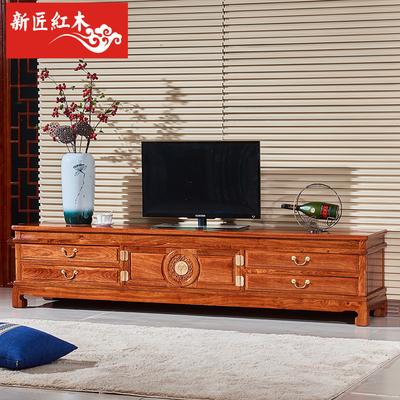 电视柜红木实木新中式销量排行
