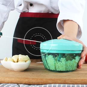 绞肉机碎菜器迷你小多功能摇菜料理机