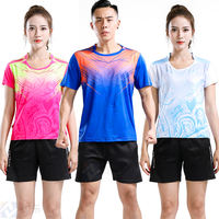 New volleyball clothing suit team uniforms men and women models quick-drying breathable jersey team service gas volleyball clothing group buy custom