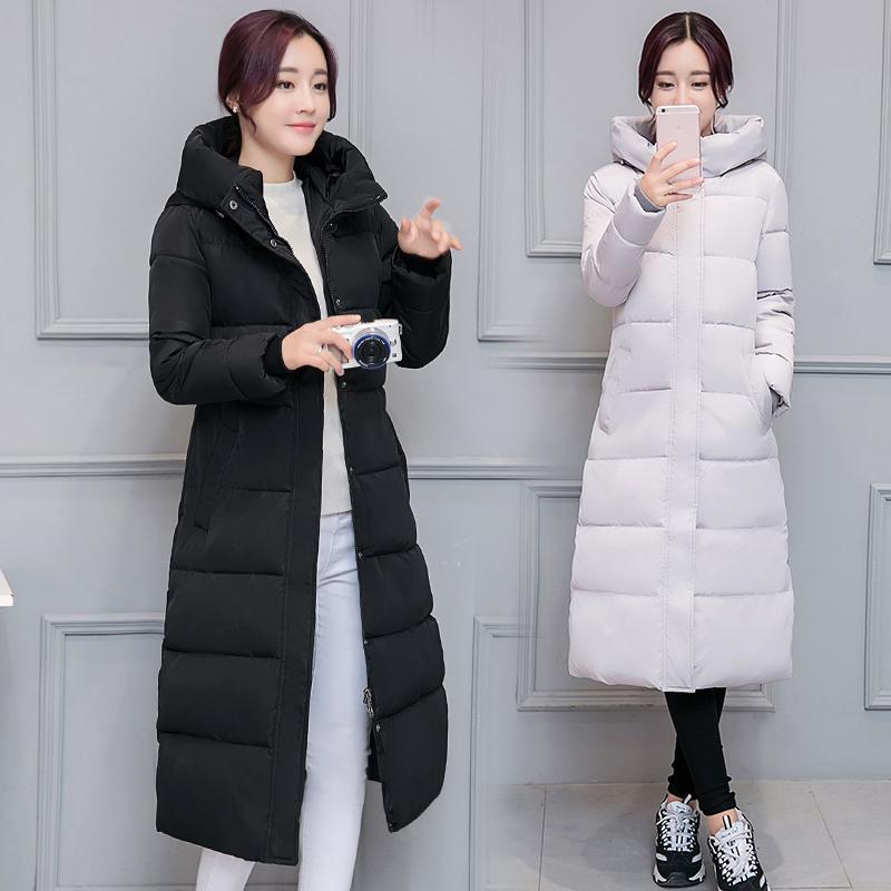 女学生棉外套2018新款