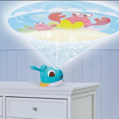 美国tiny love进口投影婴儿床铃音乐旋转床挂玩具床头铃安抚床铃