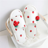 Summer month shoes thin section postpartum pregnant women slippers non-slip soft bottom maternity spring summer indoor month slippers thick bottom