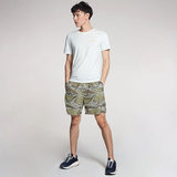 Particle Fever Particle Mania PF Men's Quick Dry Camouflage Print Shorts