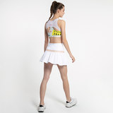 Particle Fever particle fanatic PF Ms. tennis badminton short skirt with safety pants