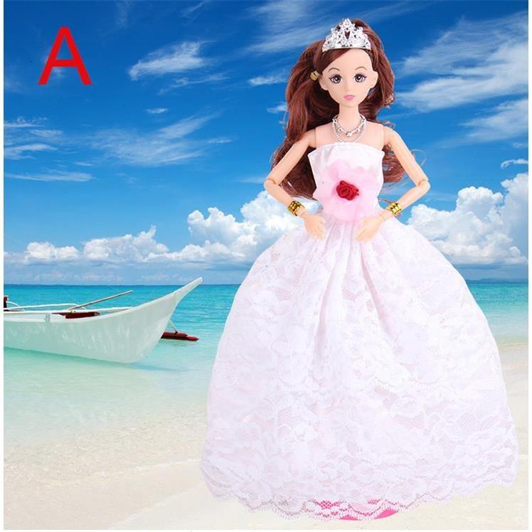 小孩子玩具娃娃仙子十二星座娃娃套装夜萝莉
