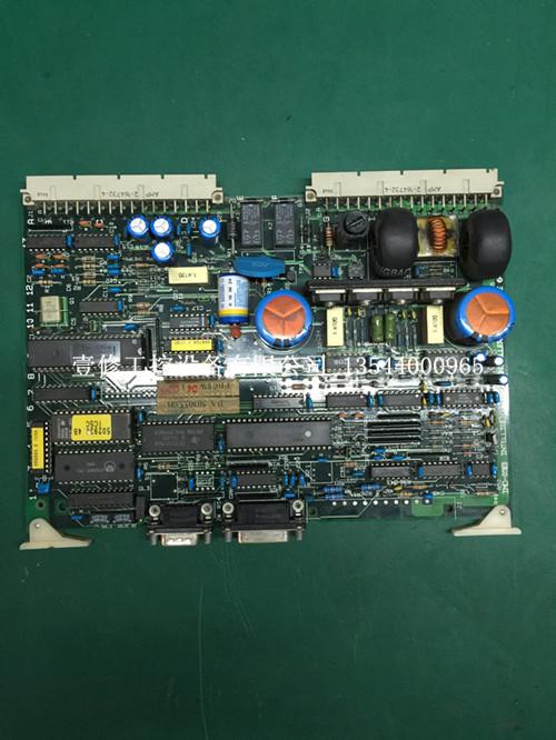 壹修工控专业维修AGIE阿奇慢走丝电路板驱动器IMC-05B 646544.7