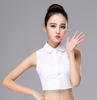 韩版衬衣衣领