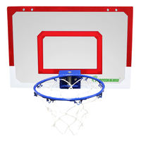 Children's basketball frame indoor wall-mounted punch-free adult home family shooting box basketball training equipment toys