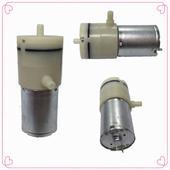 02PM微型抽气泵6V微型负压泵 微型吸气泵24V ZQ370图片