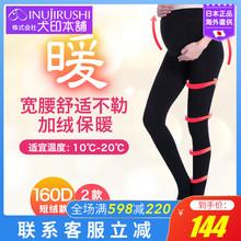 日本犬印孕妇丝袜春秋款打底袜加薄绒打底裤怀孕期2019新款连裤袜