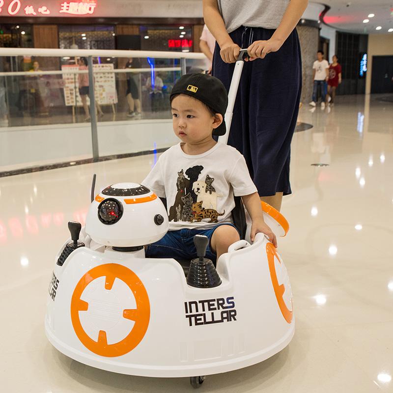 儿童车电动四轮童车带遥控车宝宝电动车小孩玩具汽车可坐人摩托车