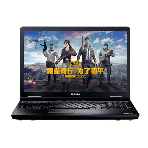 畅玩英雄联盟 笔记本电脑 i7四核固态硬盘 东芝游戏本准系统