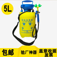 Eyewash inspection factory dual port portable 5l emergency mobile bench pressure laboratory industrial eye wash