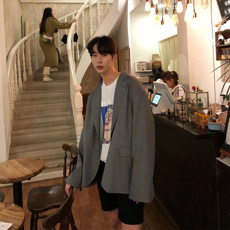 韩国新品西装