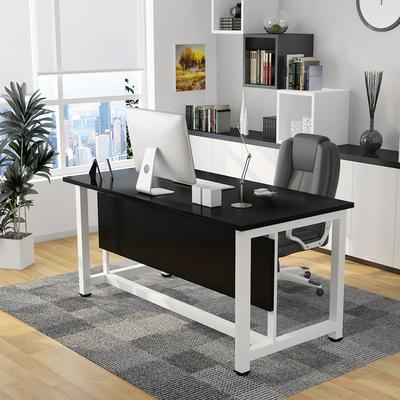 老板桌办公桌简约现代主管电脑桌经理桌总裁大班台时尚单人办公桌