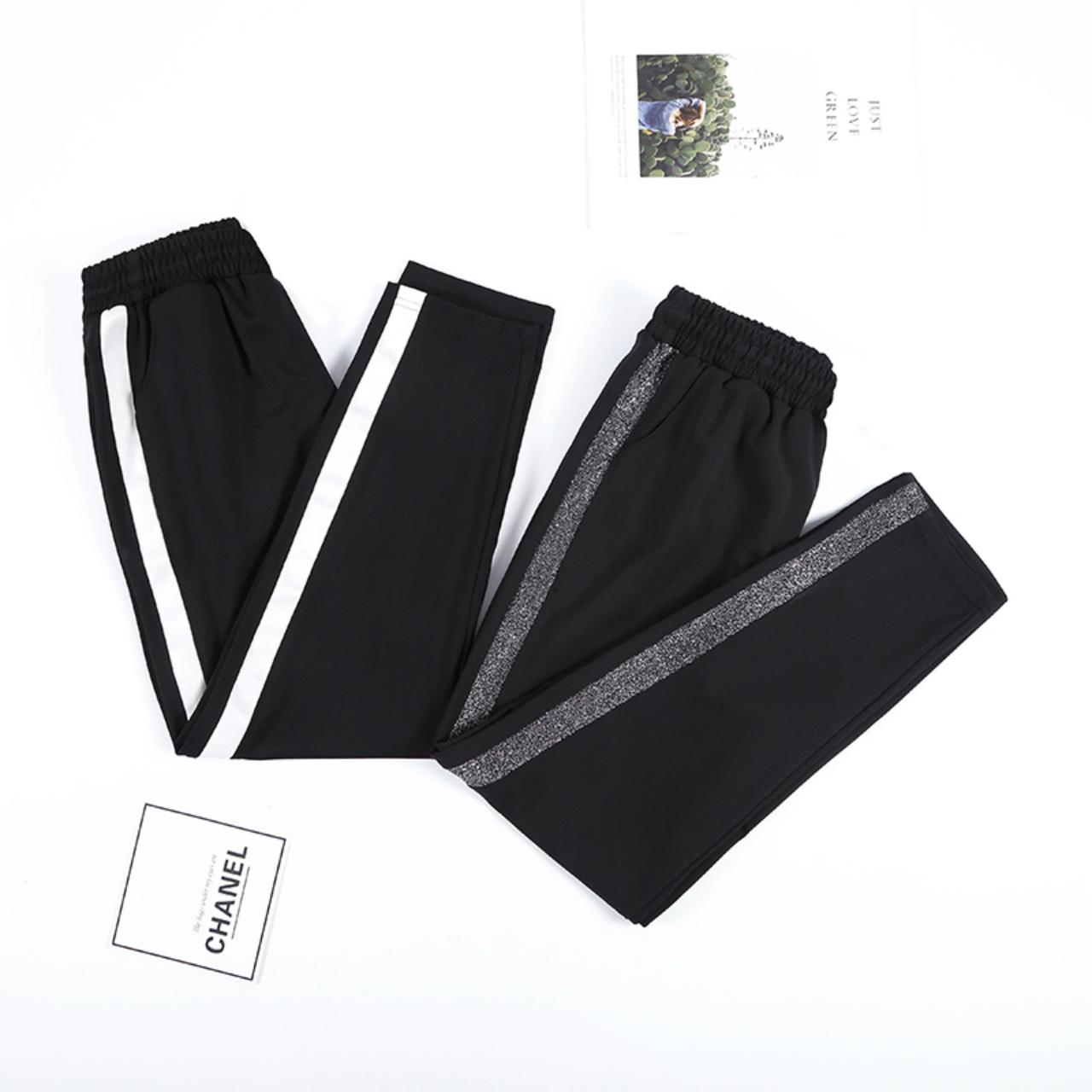 韩运动裤女