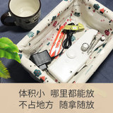 Household multi-function portable mini small sewing machine easy to eat thick hand-held electric pocket manual sewing machine