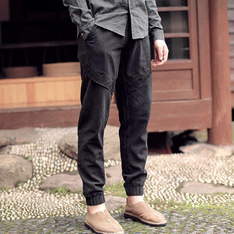 原创男装裤子
