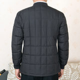 Middle-aged and old-aged men's underwear winter coat and fertilizer to increase cotton jacket grandfather 60-70 years old father cotton clothes
