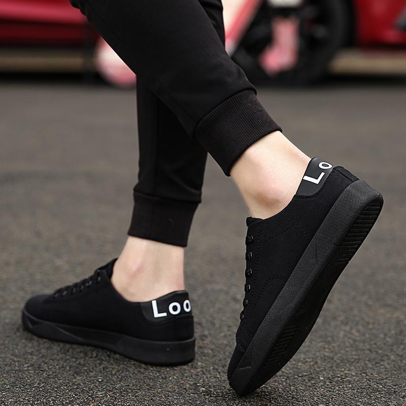 英伦韩版布鞋