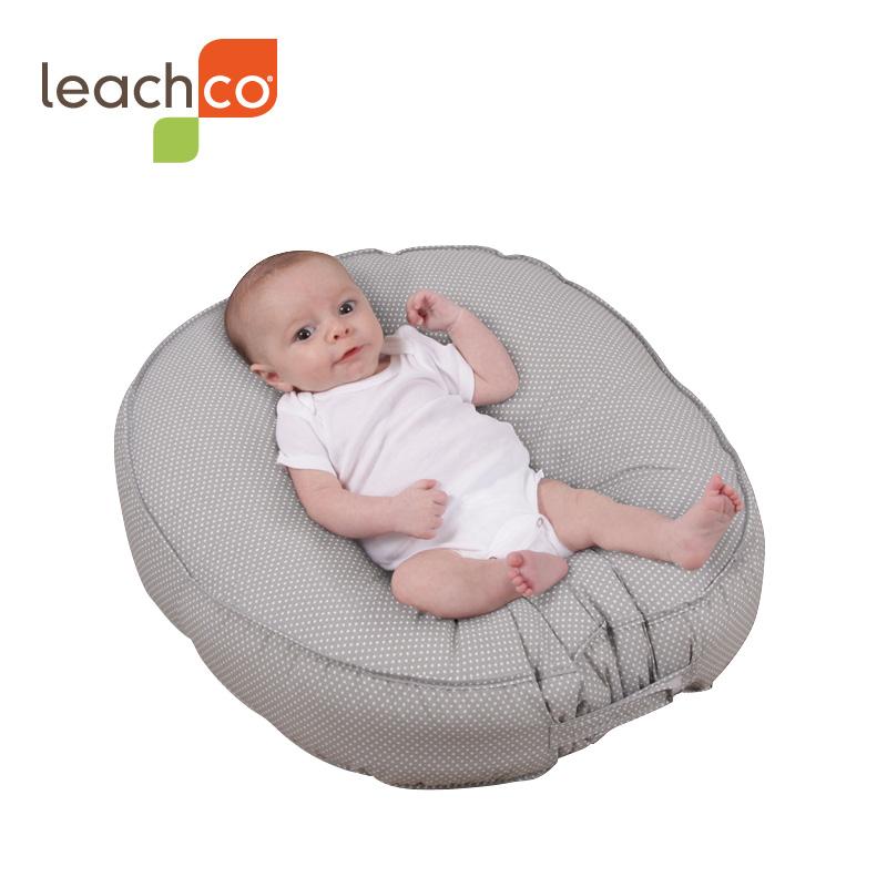 Leachco 美国进口可调节式婴儿护腰躺垫 固定防护垫子椅垫坐垫