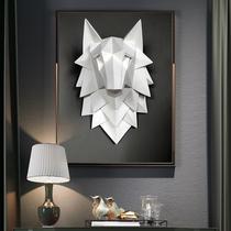 客厅卧室墙上墙面装饰品挂饰楼梯餐厅走廊饭店墙壁挂件过道墙饰画