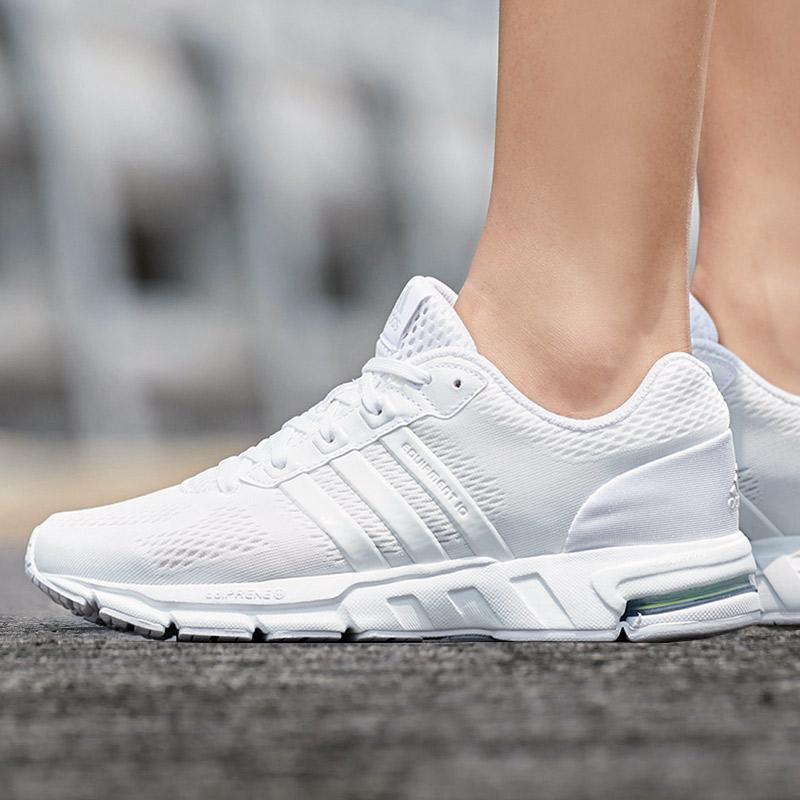 Adidas阿迪达斯男鞋2019冬季新款eqt白色透气运动鞋跑步鞋BC0231