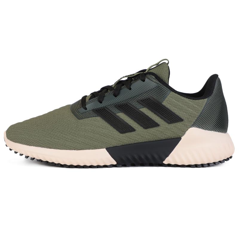 Adidas阿迪达斯男鞋暖风运动鞋2019冬季新款男士减震跑步鞋F36726