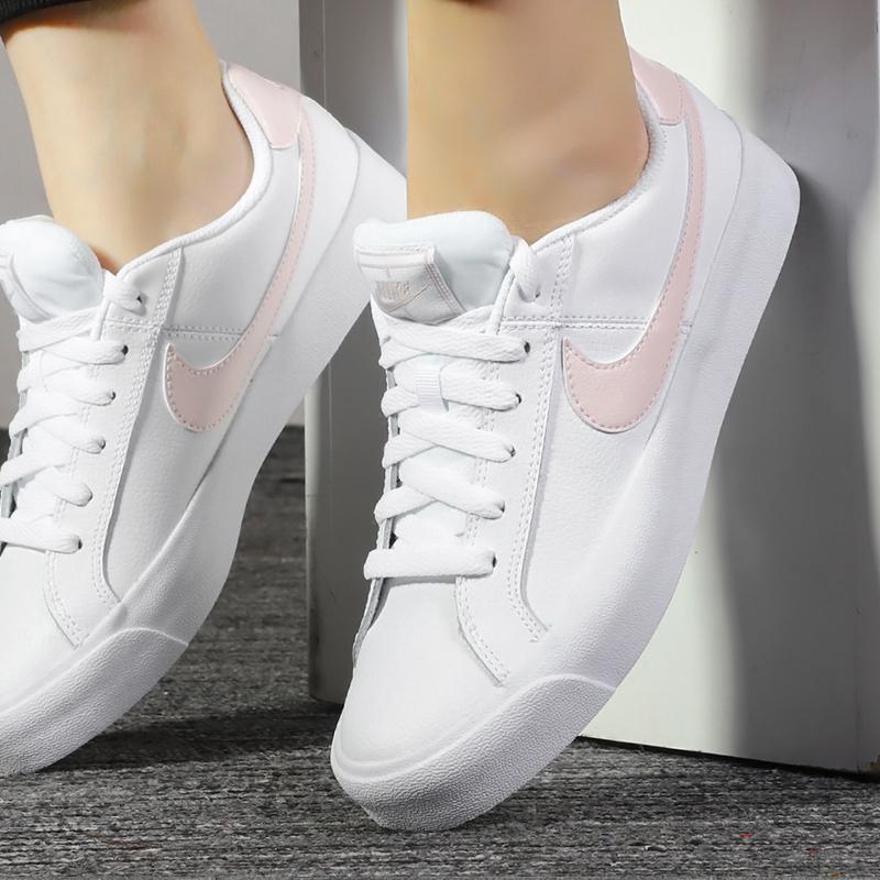 Nike耐克女鞋秋冬季新款運動鞋小白鞋休閑鞋低幫板鞋鞋子潮AO2810