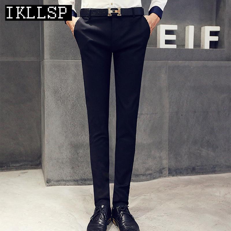 高端韩版休闲裤
