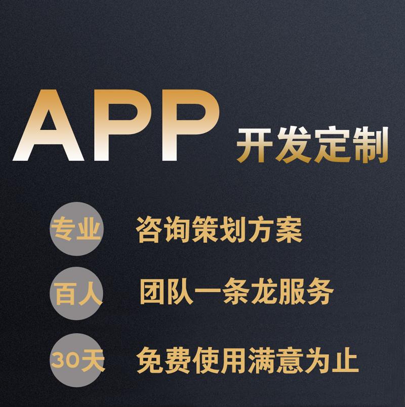 手機app開發教育視頻定製作商城小程序安...
