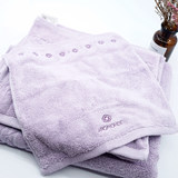 The border spot AROMONDE towel gift box bath towel towel square towel three-piece package mail