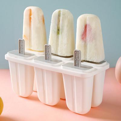 家用雪糕模具套装自制冰棒做冰糕老冰棍冰淇淋制作冷饮的模型棒冰