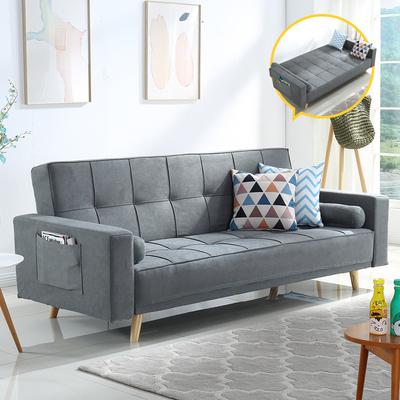 三人折叠沙发床1.8米官方旗舰店