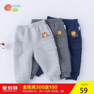 男士夹棉棉裤评测