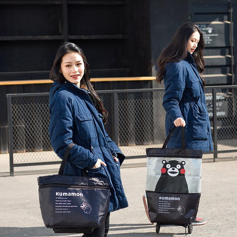 Хозяйственные сумки / Сумки на колесах Артикул 596162541446